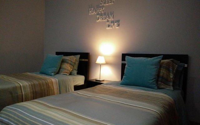 Отель Cantinho do Céu Santa Cruz комната для гостей