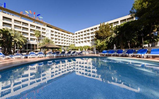Отель Estival Park бассейн