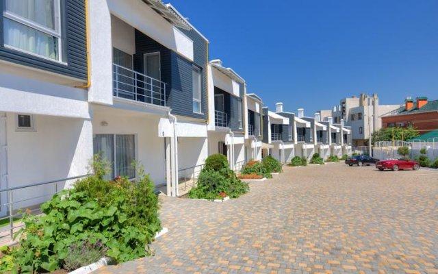 Апартаменты Apartments Georg-Grad вид на фасад