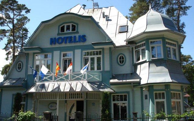 Parus Boutique Hotel вид на фасад