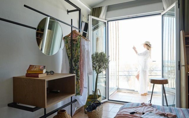 Hotel Menel - The Tree House комната для гостей