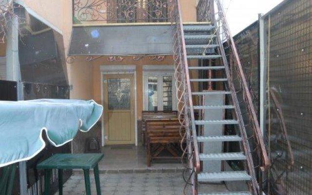 Гостиница Holiday Home Bereg Morya вид на фасад