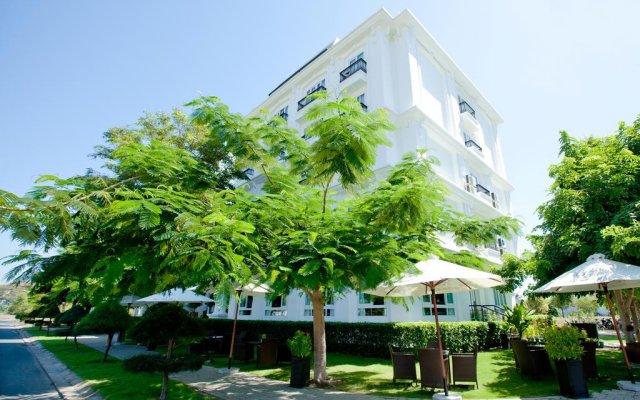 Paragon Villa Hotel Nha Trang вид на фасад