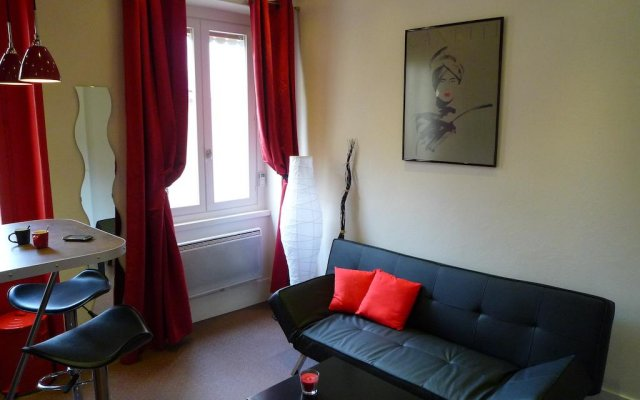 Отель Le Soulary Франция, Лион - отзывы, цены и фото номеров - забронировать отель Le Soulary онлайн комната для гостей