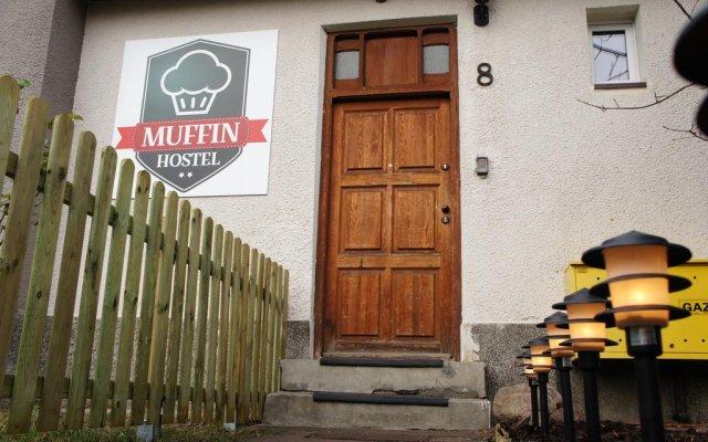 Muffin Hostel вид на фасад