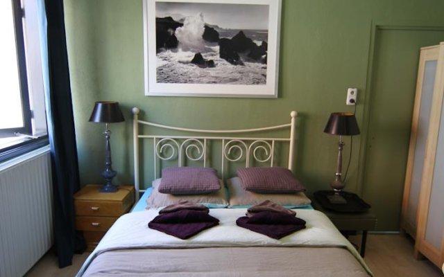 Отель Jazz Apartments Нидерланды, Амстердам - отзывы, цены и фото номеров - забронировать отель Jazz Apartments онлайн комната для гостей