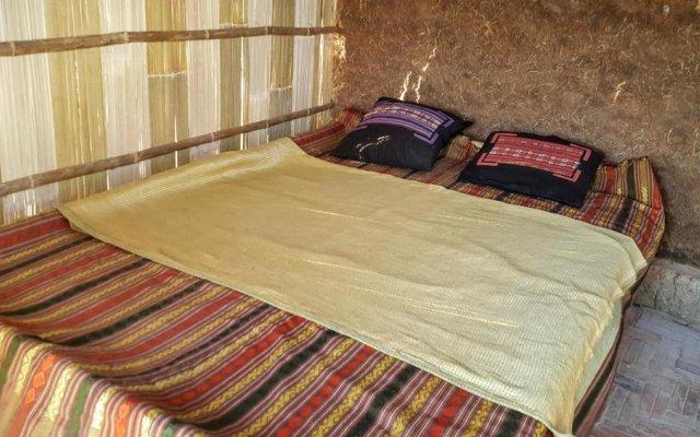 Отель INRA Champa Homestay комната для гостей