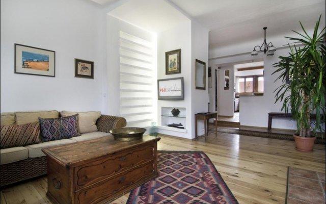 Апартаменты P&O Apartments Plac Narutowicza комната для гостей