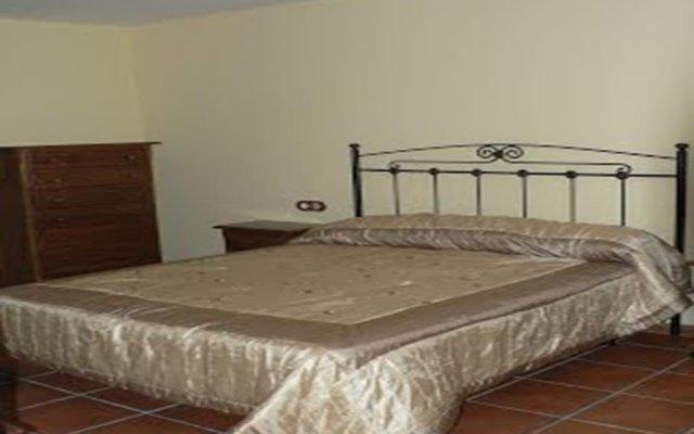 Отель Casa Rural Cabeza Alta Алькаудете комната для гостей