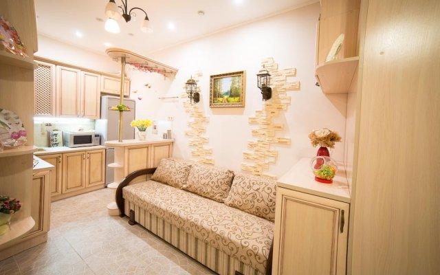 Апартаменты Vintage Apartment in Downtown Львов комната для гостей