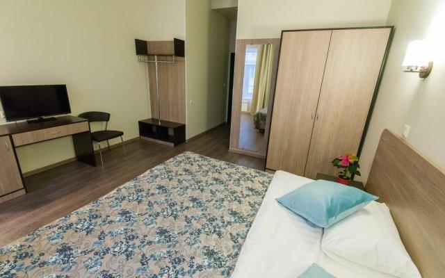 Inn Center Mini Hotel комната для гостей