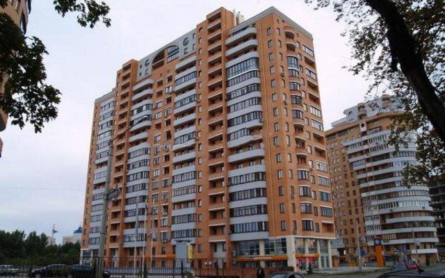 Апартаменты Irish Apartments In Kharkov вид на фасад