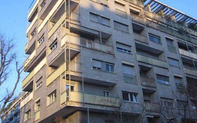 Отель BnB I love Milano вид на фасад