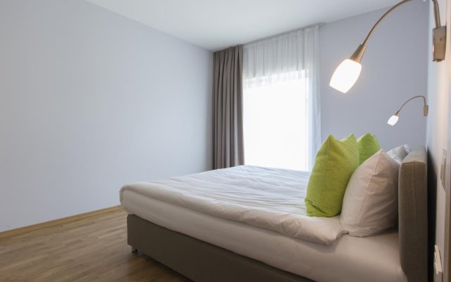 Отель ForRest Apartments Литва, Вильнюс - отзывы, цены и фото номеров - забронировать отель ForRest Apartments онлайн комната для гостей