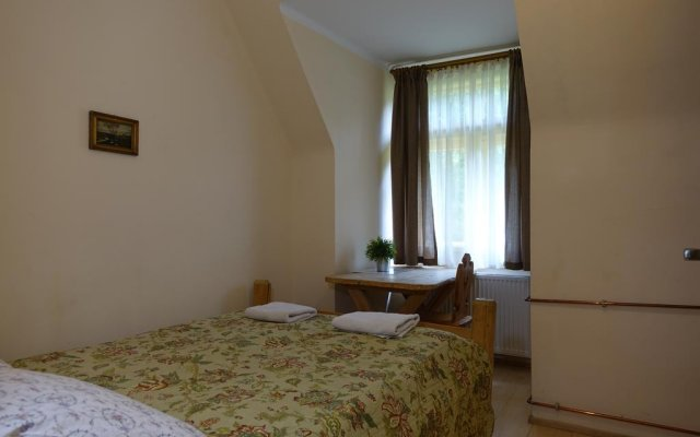 Отель Dom Sw. Stanislawa комната для гостей