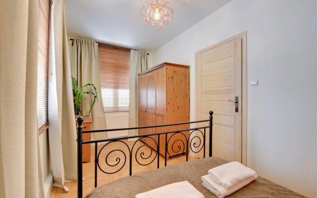 Апартаменты Lion Sopot Apartments Сопот комната для гостей