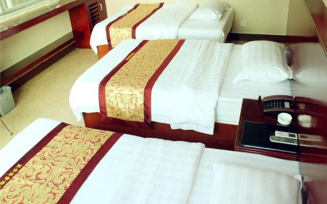 Sanya Kaidi Hotel комната для гостей