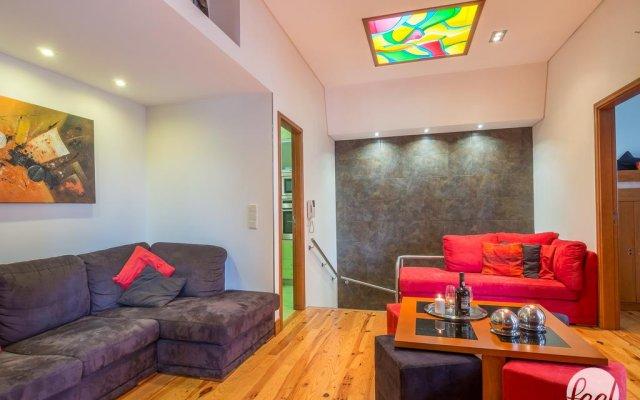 Отель Feel Porto Modern Villa комната для гостей