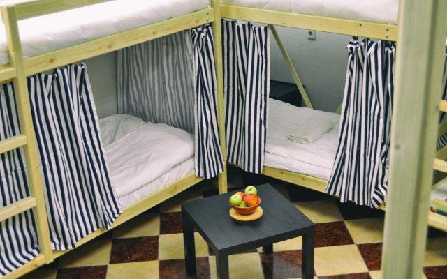 Hostel Priut Pandi комната для гостей