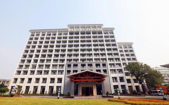 Ji'an Hotel вид на фасад