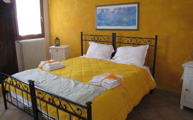 Отель B&B La Zanzara Адрия комната для гостей