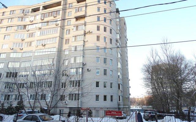Апартаменты Inndays на Кирова 151А-12 вид на фасад