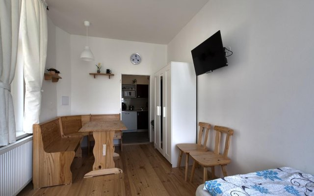 Отель TopApartmany Lesni комната для гостей
