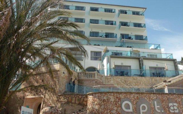 Отель Porto Drach Aparthotel вид на фасад