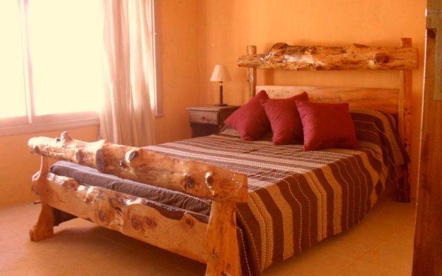 Отель Cabana La Tranquera Сан-Рафаэль комната для гостей