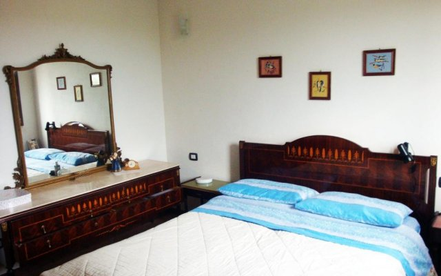 Отель Villa Isola Сиракуза комната для гостей