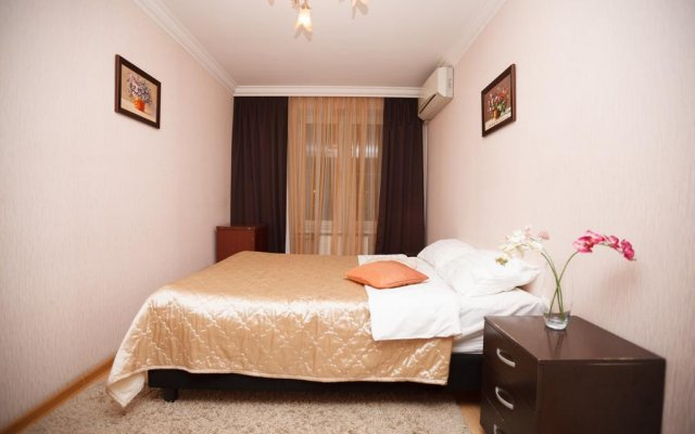 Апартаменты Kvart Павелецкая Москва комната для гостей