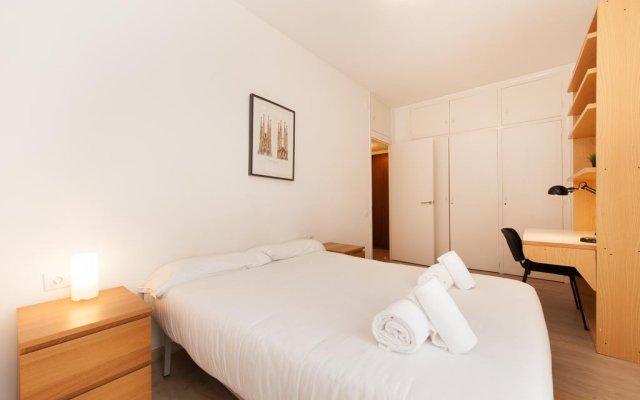 Апартаменты Bbarcelona Apartments Park Güell Flats комната для гостей
