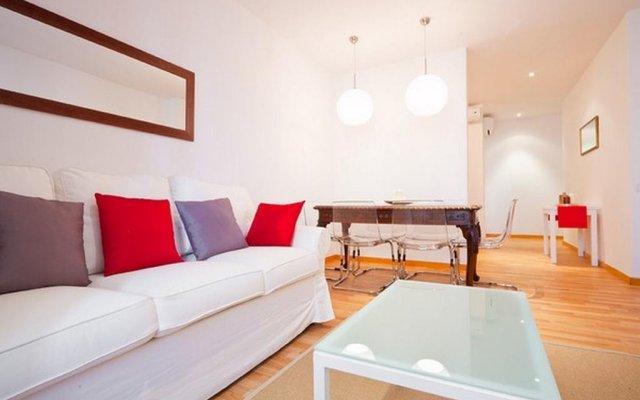 Отель AB Central Apartments Испания, Барселона - отзывы, цены и фото номеров - забронировать отель AB Central Apartments онлайн комната для гостей