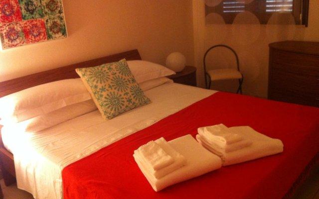 Отель I tre smerigli di bronzo Поццалло комната для гостей