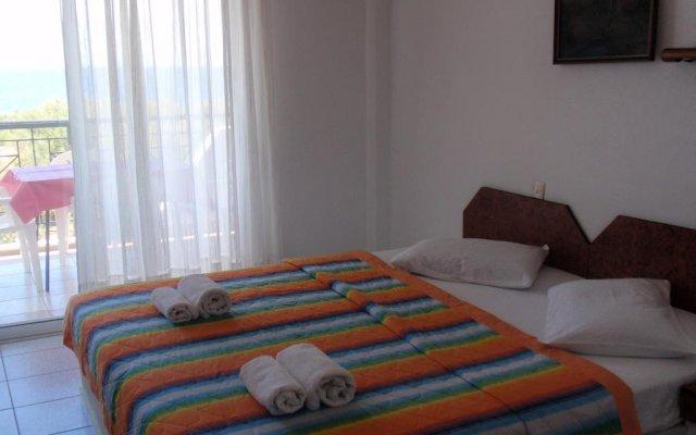 Отель Villa Gesthimani Греция, Ситония - отзывы, цены и фото номеров - забронировать отель Villa Gesthimani онлайн комната для гостей