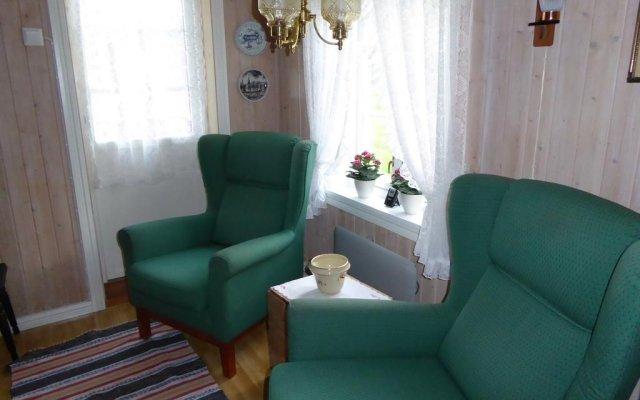 Отель Feriehus ved Saltstraumen комната для гостей
