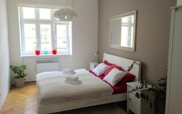 Апартаменты Design Apartments In Pilsen Пльзень комната для гостей