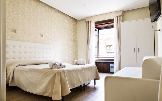 Отель Relais Esquilino Италия, Рим - отзывы, цены и фото номеров - забронировать отель Relais Esquilino онлайн комната для гостей