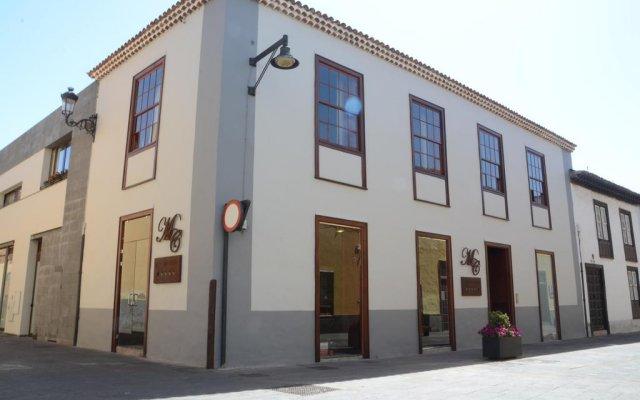 Отель MC San Agustin вид на фасад