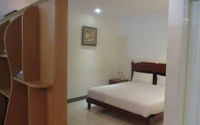 Hotel Chez Wou комната для гостей