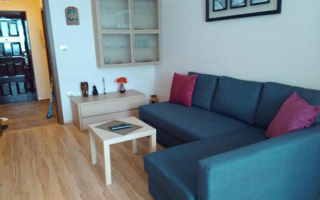 Отель Geri Apartment Болгария, Бургас - отзывы, цены и фото номеров - забронировать отель Geri Apartment онлайн комната для гостей