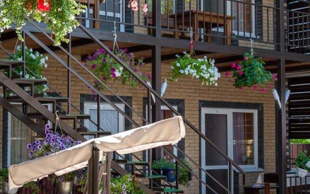 Katrin Hotel вид на фасад