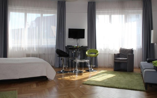 Апартаменты Bauhaus Studio Будапешт в номере