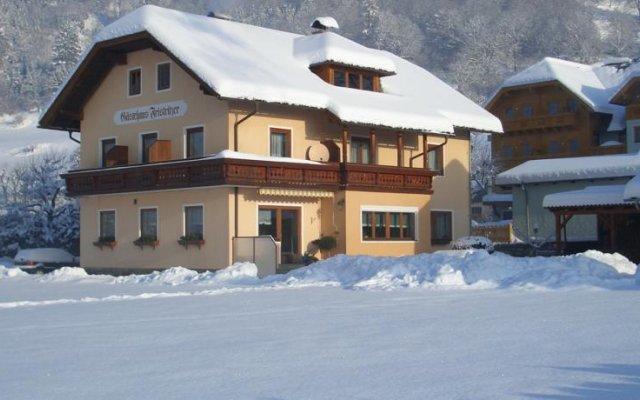 Отель Gästehaus Feistritzer вид на фасад