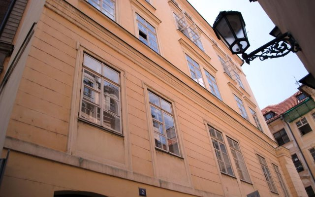 Отель Astronomical Clock Suite by Ruterra вид на фасад