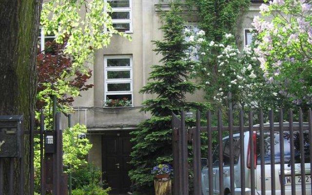 Отель Animrumru вид на фасад