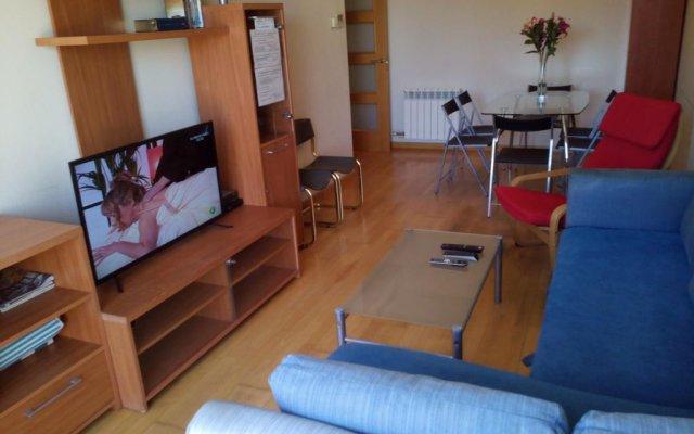 Отель Diagonal Mar Apartments Испания, Барселона - отзывы, цены и фото номеров - забронировать отель Diagonal Mar Apartments онлайн комната для гостей