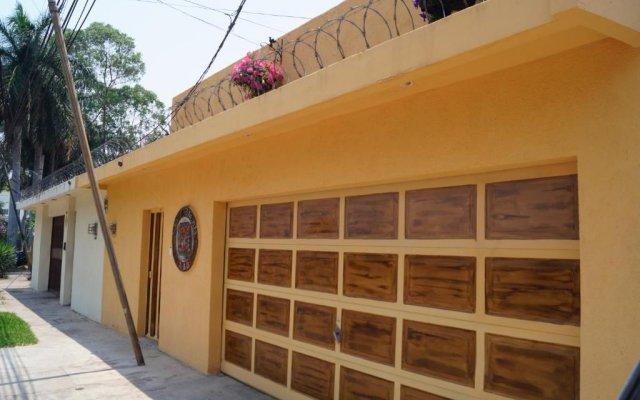 Отель Otoch Balam (Bed & Breakfast) Гондурас, Тегусигальпа - отзывы, цены и фото номеров - забронировать отель Otoch Balam (Bed & Breakfast) онлайн вид на фасад