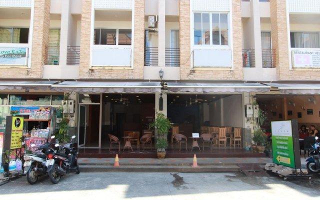 Отель The Guide Hometel вид на фасад
