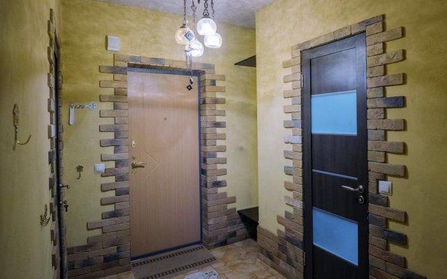 """Отель Apartament """"Berloga 55"""" on Zvezdova Омск комната для гостей"""